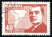 President Gabriel Gonzalez Videla — Foto Stock