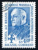 Aloisi Benedetto Cardinal Masella — Foto Stock