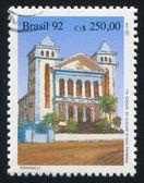 Ilk baptist kilisesi — Stok fotoğraf