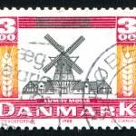 Lumby Windmill — Stock Photo #53061255