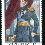 Постер, плакат: King Carl XIV Johan