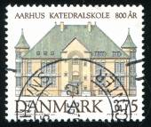 Aarhus Cathedral School — Stock Photo