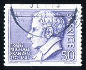 Frans Michael Franzen — Stock Photo
