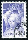 Coronation of King Gustavus III — Stock Photo