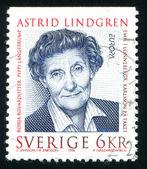 Astrid lindgren — Foto Stock