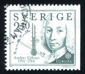 Anders Celsius — Stock Photo