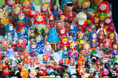 Matrioshka — Stock Photo