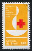 Centenary Emblem — Stock Photo