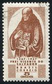 Brother Vicente do Salvador — Foto Stock