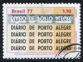Diario de Porto Alegre — Stok fotoğraf
