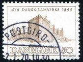 Kronborg Castle — Stock Photo