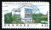 Anchersvej Klampenborg — Stock Photo