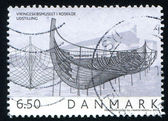Viking Ship — Stock Photo