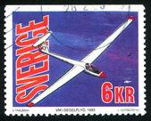 Gliding — Stok fotoğraf