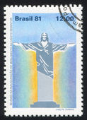 Brazilian Christ — Stock Photo