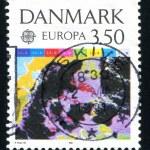 Europa map — Stock Photo #64081223