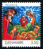 Valhalla by Peter Madsen — Stock Photo