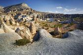 Rock formations of Cappadocia — Stock Photo