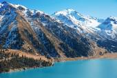 Moraine Lake, Canada — Stock Photo