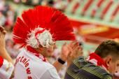 WARSAW, POLAND - AUGUST 30 : Men's World Championship, opening ceremony, Warsaw, 30 August 2014 — Stok fotoğraf