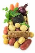Vegetable Shopping — Stock Photo