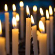 Candels in the church — Stock Photo #53652587