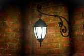 Old lamp — Stock Photo