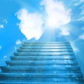 Stairway to heaven — Stockfoto