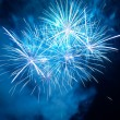 Colorful holiday fireworks — Stock Photo #63972385