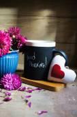 Good morning tea — Foto de Stock