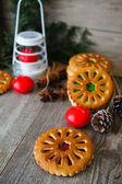 Christmas time decoration — ストック写真