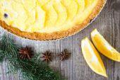 Tarte orange — Photo