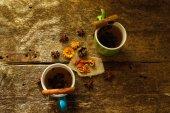 Boże narodzenie herbata — Zdjęcie stockowe