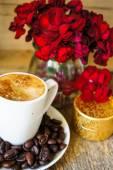 Tiempo para un café — Foto de Stock