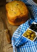 Homemade bread — Stock Photo