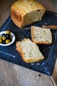 Domowy chleb — Zdjęcie stockowe