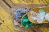 Sea salt spa — Stock Photo