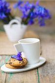 茶的时间 — 图库照片