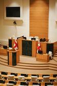 Parliament of Republic of Georgia — Stock Photo