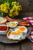 Breakfast time — Stock Photo