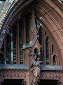 St. Nicholas church in Kiev — Stock Photo