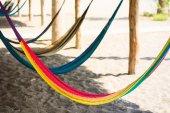 Amaca sulla spiaggia — Foto Stock