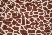 Giraffe print for background — Stock Photo