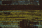 Colorful stripped textile background — Stock Photo