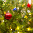 Christmas tree — Stock Photo #53194433