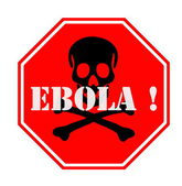 African fever, ebola — Stock Photo
