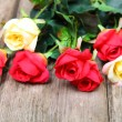 Beautiful roses — Stock Photo #60981325