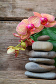 Aromatherapy spa set. — Stock Photo