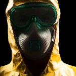 Hazmat Suit — Stock Photo #58176213