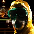 Hazmat Suit — Stock Photo #58176425